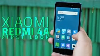 Xiaomi Redmi 4A Unboxing and First Look | Camera, Specs, Features and More