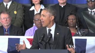 Obama Calls Chicago