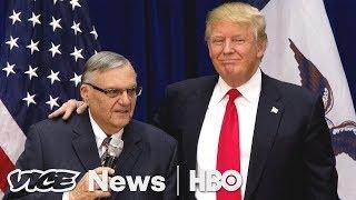 Trump Pardons Arpaio & Harvey Floods Houston  VICE News Tonight Full Episode (HBO)