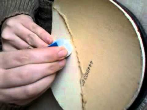 How To Clean Aqua Based Glue From Rubber Sheet Of Your