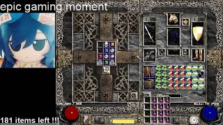 Diablo II Holy Grail - Guillame's Face (324 of 502)