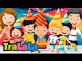 La multi ani pentru copii TraLaLa