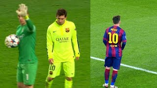 When Lionel Messi Showed Who Was The Best With No Goals
