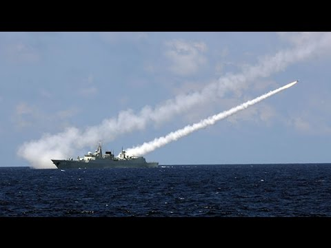 China holds war games near contested islands in South China Sea