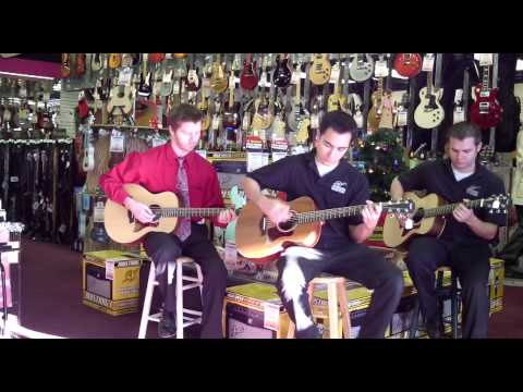 George's Music Orlando:  Carol of the Bells
