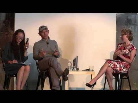 ZHANG HUAN IN CONVERSATION