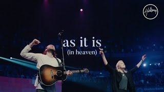 As It Is In Heaven Hillsong Worship