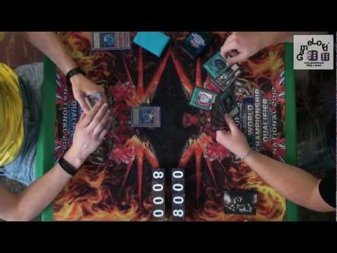 Yu-Gi-Oh! - National Championship 2012 - Semifinal - Feature Match