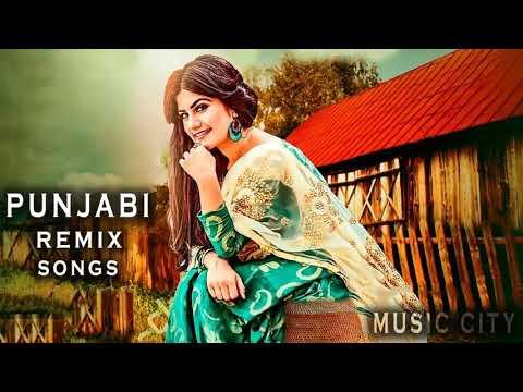 Bhangra Mashup Punjabi DJ Remix songs Latest Punjabi Mashup 2017