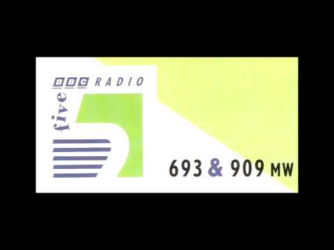 BBC Radio 5 Closedown - March 1994