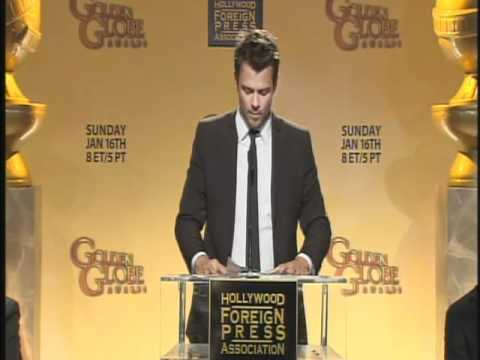 Nominations for The 68th Annual Golden Globe Awards - Categories 13 - 25