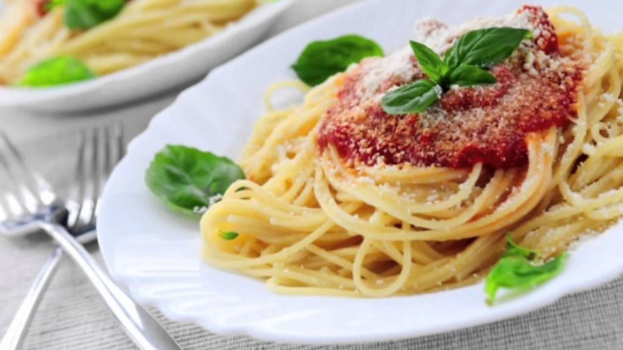 Gastronom a italiana youtube for Comida italiana