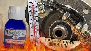 Mecacyl CR Dodatki do oleju Test Tarcia 100°C 2kg