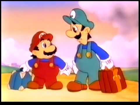 Супер братья марио смотреть онлайн мультфильм