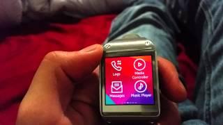 Samsung Galaxy Gear Tizen OS Update!