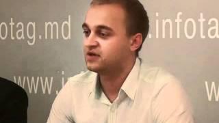 """Conferința """"Student in Romania"""" Ștefan Miron"""