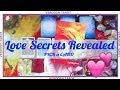 PICK a CARD 🌈 Love Secrets Revealed 🌈 Psychic Tarot Reading #timeless