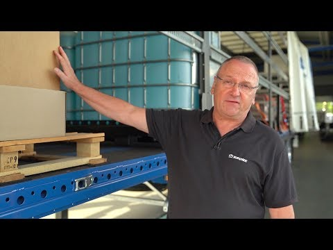 Which load securing certificates are available in addition to the Code XL certificate? | KRONE TV