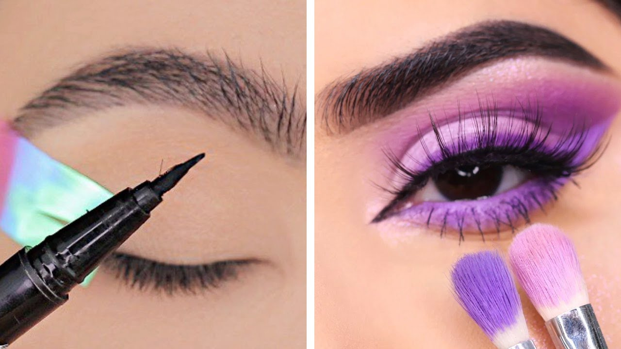 12 new amazing eyeliner tutorials and eyes makeup ideas for you!