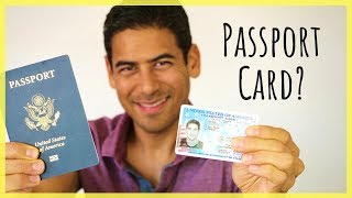 Do You Need a Passport Card? | Determining Whether it's Worth the Cost
