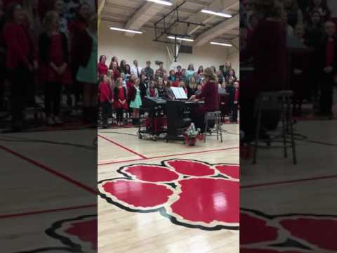 Franklin Park Middle School Christmas Concert part 2