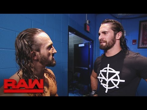 Seth Rollins hunts for The Demon King: Raw, Aug. 15, 2016