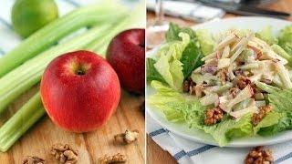 Салат из сельдерея с яблоком !!!! Приятного аппетита !!!!!