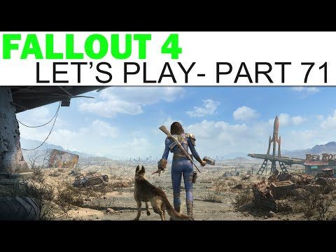 Fallout 4 Let's Play - Part 71 - The Gilded Grasshopper (Faneuil Hall)