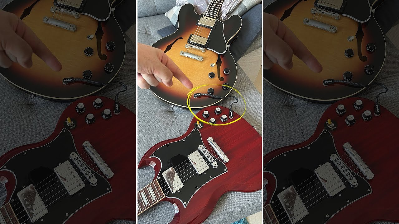 The Craziest Guitar Sound You Can Make #Shorts