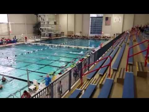 True Olympic Size Pool Is Fifty Meters Long. St Peters Rec-Plex
