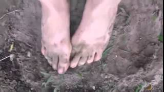 A preview of me getting my feet dirty