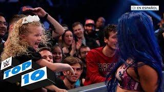 Top 10 Mejores Momentos de SmackDown En Español: WWE Top 10, Dec. 20, 2019