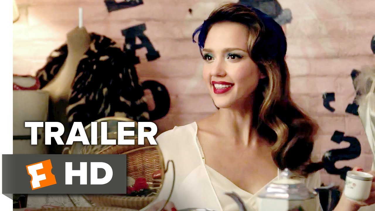 Dear Eleanor Official Trailer #1 - Jessica Alba, Luke ...