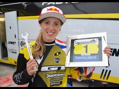 RACHEL ATHERTON Interview at Fort William 2013