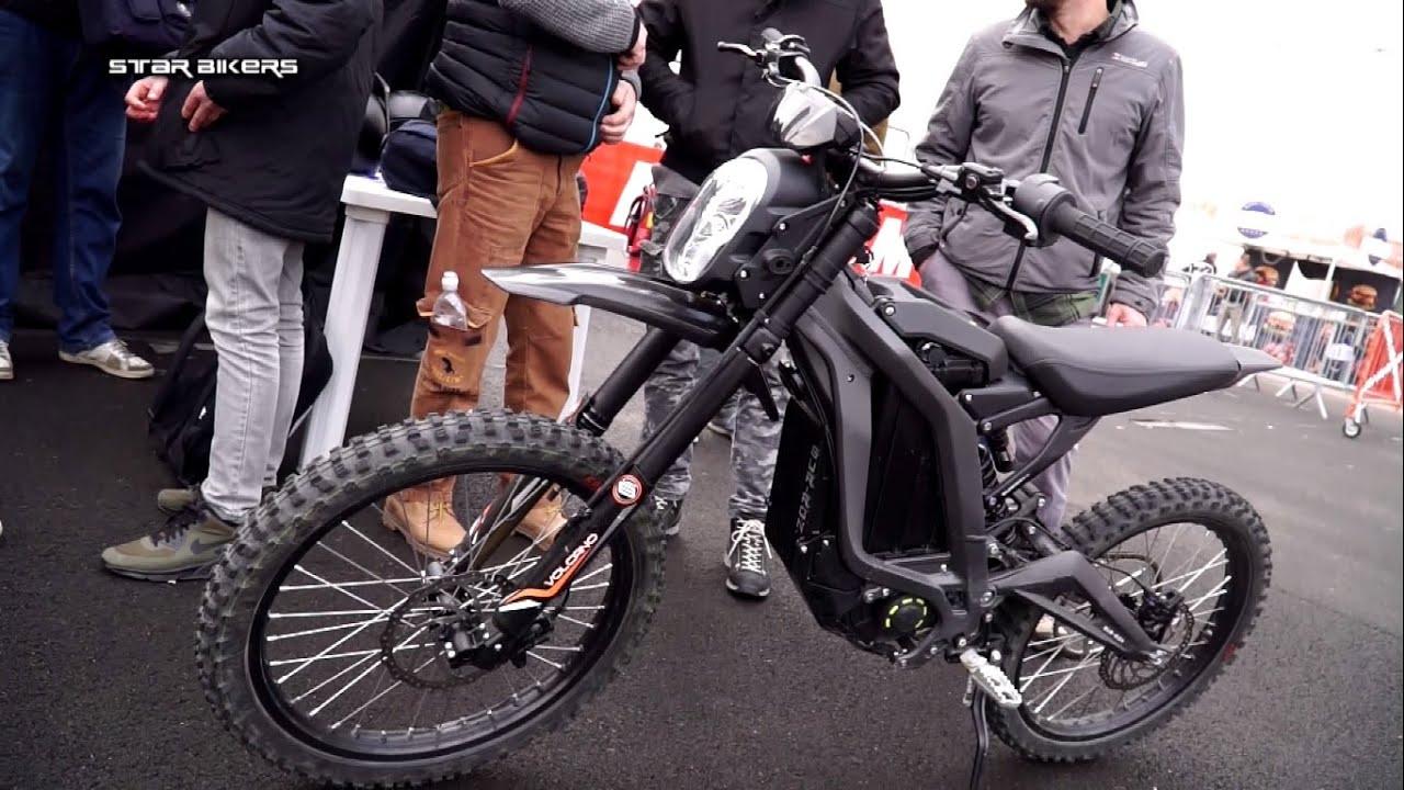 Stand GB E-MOTO SUR RON e ZERO MOTORCYCLES al Motor Bike Expo Verona 2019