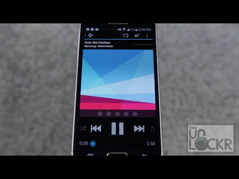 music player app samsung galaxy s3