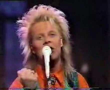 Style - Dover Calais - Melodifestivalen 1986