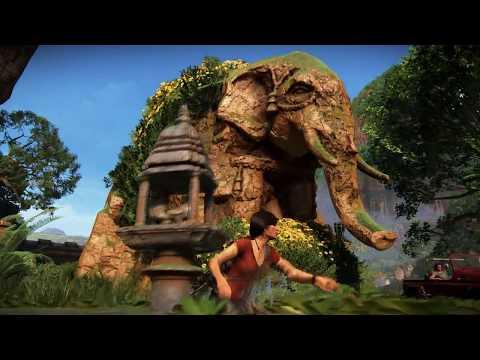 Uncharted the lost