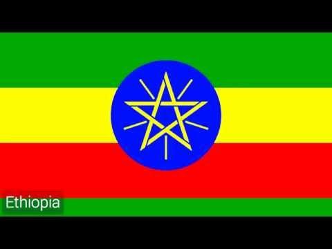 Ethiopia (1992-) Anthem