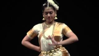 Mohiniyattam - Ajitha Hare krishna by Aparna Satheesan for Samyoga Festival