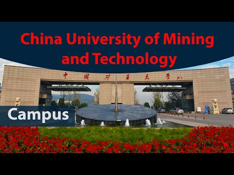 China University Of Mining Technology( CUMT)  Campus