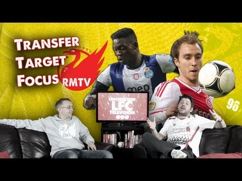 Christian Eriksen and Christian Atsu: LFC Target Focus