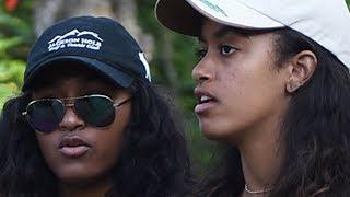 Malia And Sasha's Stunning Fashion Since Leaving The White House