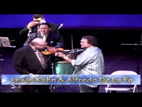 Violin Duet Alfredo De La Fe & Lewis Kahn Live 10 26 2006