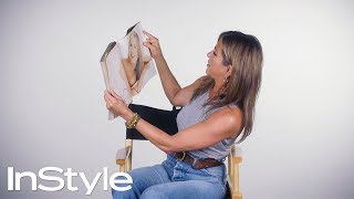 Jennifer Aniston Looks Back At Her Past InStyle Covers | 25th Anniversary | InStyle
