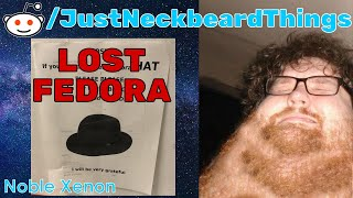 r/JustNeckbeardThings - Neckbeard Loses His Fedora (Best Reddit Posts)