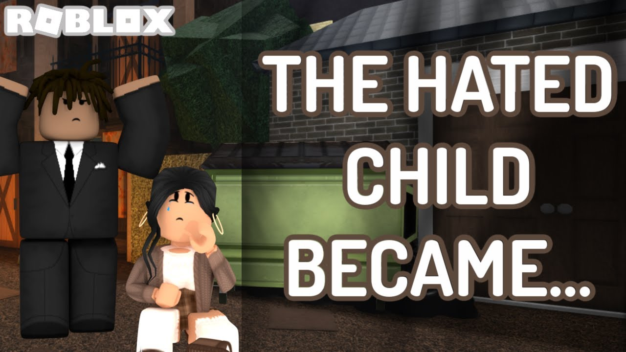 The HATED CHILD who TURNED HER LIFE around.. shocking ending I VOICE VIDEO BLOXBURG ROLEPLAY