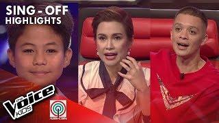 Vanjoss, pinabilib ang Voice Coaches sa kanyang performance | The Voice Kids Philippines 2019