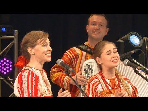 На фото Творческие семьи России увлекли хотьковчан своим талантом изображение