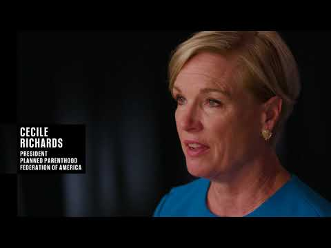 Planned Parenthood's Cecile Richards Opens Up About Her Mentor